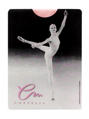 Coppelia 40 Denier Pink Ballet Tights - Pink