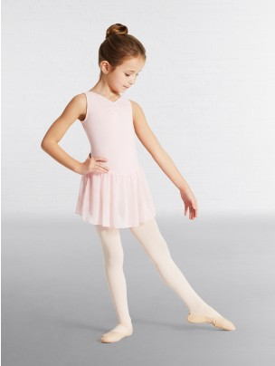 Capezio Pinch Front Tank Dress
