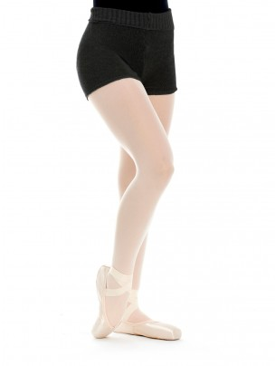 Intermezzo Fine Knit Roll Over Top Shorts