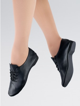 Basic Leather Jazz Shoes