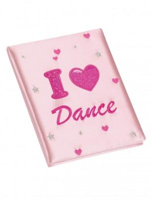 Katz Heart Dance Notebook - Main
