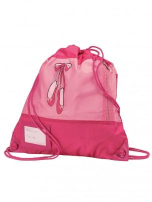 Pink Sac - Ballet Shoes - Main