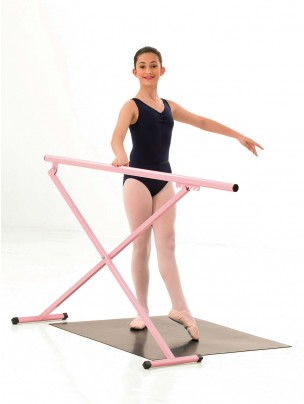 Portable Ballet Barre Pink - Main