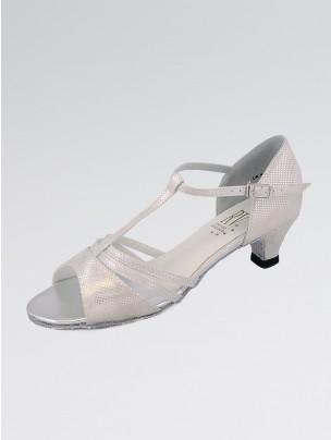 Roch Valley Evie Ballroom Coag Shoe withT-Bar Straps 1.2 inch Spanish Heel
