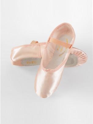 Sansha Tutu 4S Satin Ballet Shoes