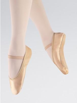 Basic Satin Ballet Shoes