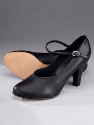 """So Danca Character/Stage Shoe 3"""" Heel"""