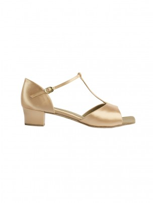 Supadance Classic Girls Sandal In Satin