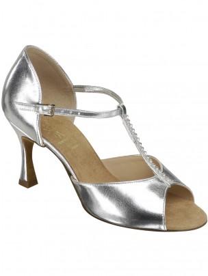 Supadance Classic Latin T-Bar Coag Sandal (Regular Width)
