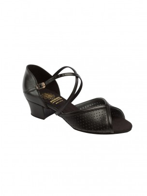 Supadance Teaching And Practice Perforated Leather Sandal