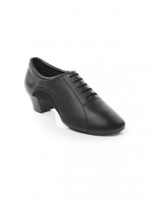 Supadance Leather and Mesh Shoe