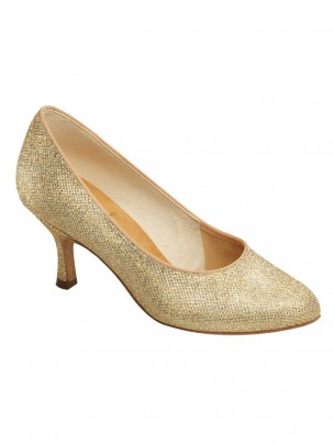 Supadance Rainbow Round Toe Court Shoe