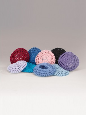 Katz Cotton Crochet Bun Net Large