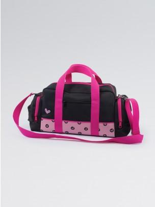 1st Position Spotty Sports Bag