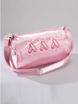 Katz Satin Ballet Shoes Barrel Bag