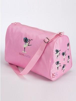 Kool Katz Pink Zip Top Bag