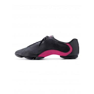 Bloch Amalgam Leather Jazz Sneakers - Main