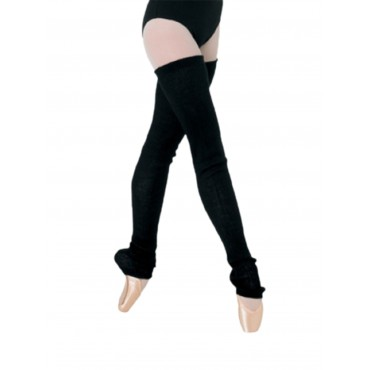 Bloch Francessca Thigh Length Legwarmers - Main