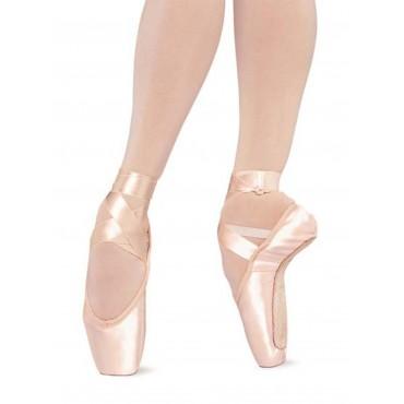 Bloch Serenade Pink Pointe Shoe - Main