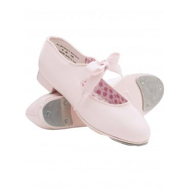 Capezio Daisy Tap Shoes (Pink) - Main