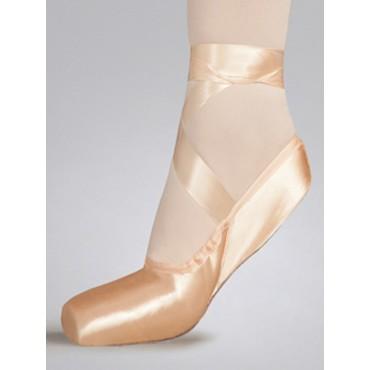 Capezio Demi Pointe Shoes M Width - Main