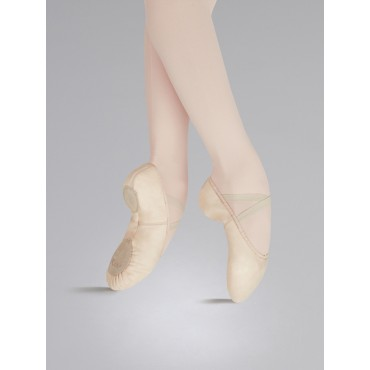 Capezio Leather Cobra Split Sole Ballet Shoe - Main