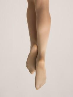 Silky Dance Shimmer Full Foot Tights