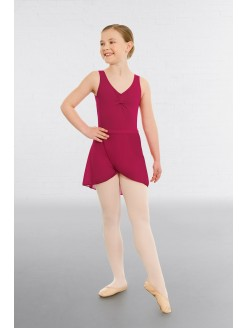 1st Position Wrapover Skirt (ISTD style)