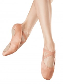 Bloch Canvas Infinity Stretch Ballet Shoe