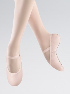 Bloch Belle Full Sole Leather Ballet Shoe