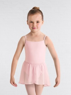 Bloch Georgette Mock Wrap Ballet Skirt