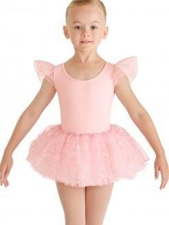 Bloch Enyo Glitter Bow Tulle Tutu Skirt