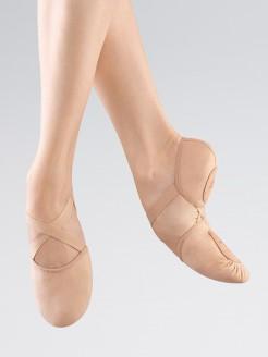 Bloch Elastosplit X Canvas Width C Ballet Shoe