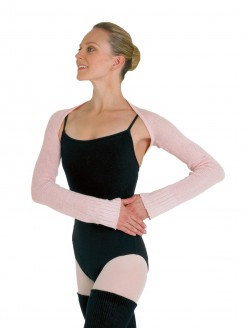 Bloch Lydia Long Sleeve Shrug - Main