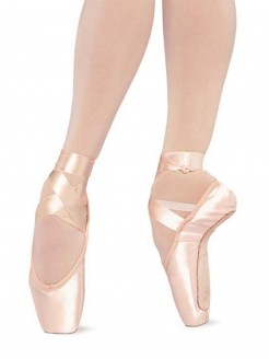 Bloch Serenade Pink Pointe Shoe - Main