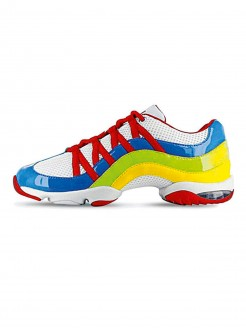 Bloch Wave Sneakers - Blue/Multi