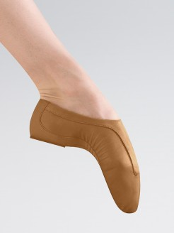 Bloch Pulse Competition Leather Jazz Shoes