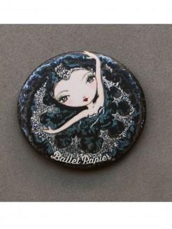 Ballet Papier Pocket Mirror