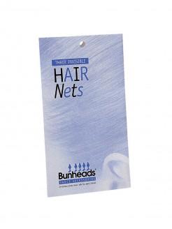 Bunheads Hair Nets - Auburn - Main