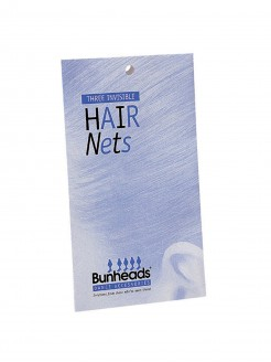 Bunheads Hair Nets - Light Brown - Main