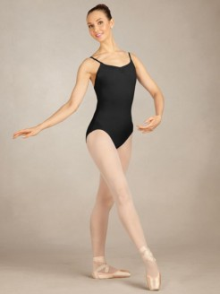 Capezio Adjustable Strap Camisole Leotard - Main