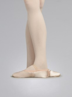 Capezio Daisy Satin Ballet Shoe - Main