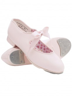 Capezio Daisy Tap Shoes (Pink) - Main