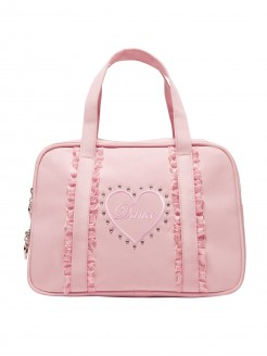 Capezio Dance Heart Bag Pink - Main
