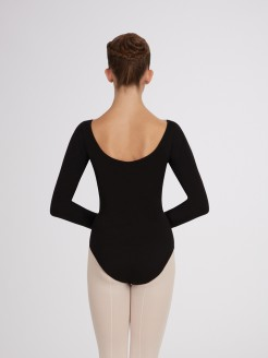Capezio Long Sleeved Leotard - Main