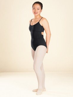 Capezio Meryl Cami Leo with Twist Back - Main