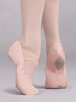 Capezio Sculpture II Ballet Shoe Split Sole - Main