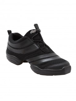 Capezio Spira Dansneaker - Black