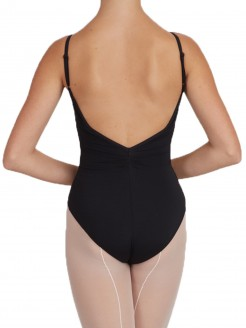 Capezio Transition Cami Leotard Pinch Front - Main