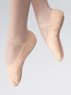1st Position Canvas Ballet Shoe